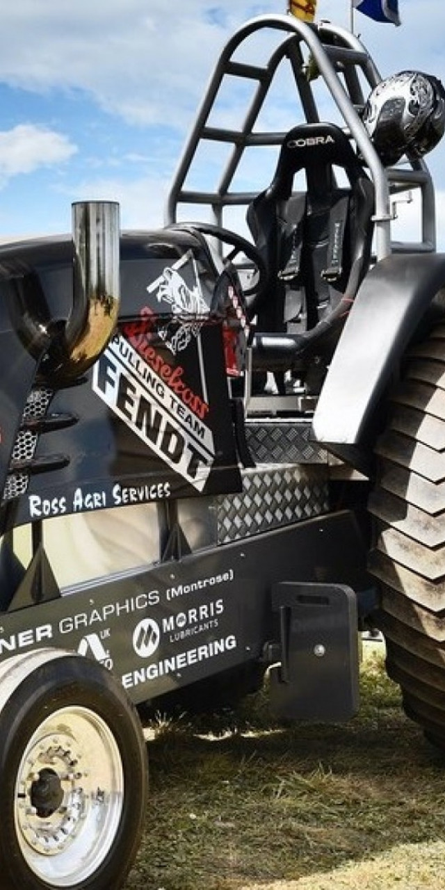 RAS Tractor Pulling