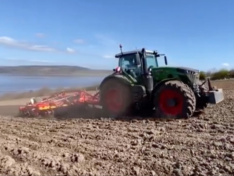 Fendt 942 out on demo - call to book