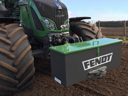 Front Linkage Mounted Tool / Weight Box