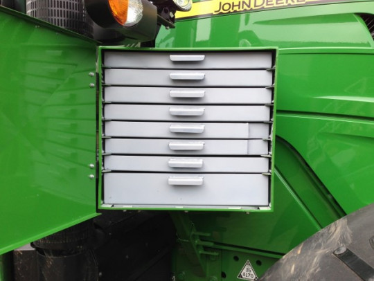 Side Toolboxes - for all brands
