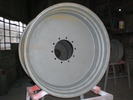 RAS Tractor Wheels