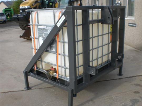 RAS Adblue Transport Frame