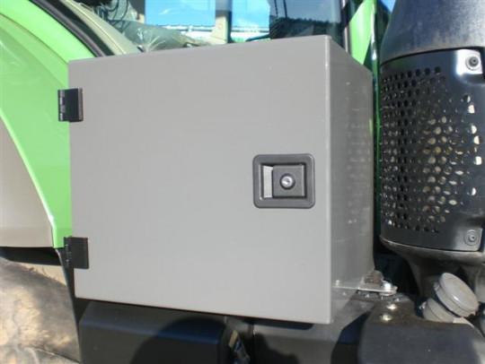 Fendt 700 S4 Series Toolbox