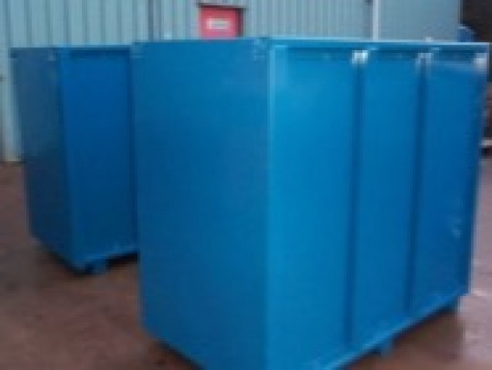 RAS Shipping / Transport Containers