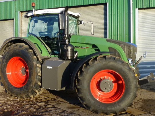 Fendt Tractor Forestry Guarding Kit